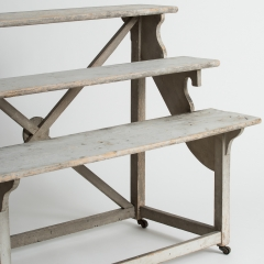 7-7701-Plant Stand_whhels_wooden-2