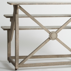 7-7701-Plant Stand_whhels_wooden-6