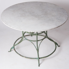 7-7833-Table_MT_round_French_iron base-5