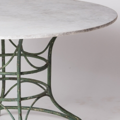 7-7833-Table_MT_round_French_iron base-6