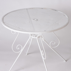 7-7870-Table_garden_French_metal rim-1