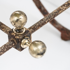 7-7872-Table-MT-heavy_brass ornaments-2