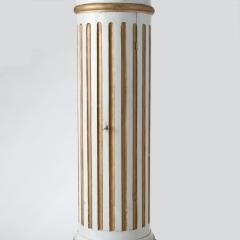 7-7935-Clock-Swedish-columnar-4