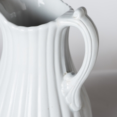 D-1677_pitcher_ironstone_ribbed-2