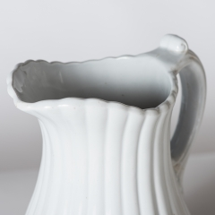 D-1677_pitcher_ironstone_ribbed-4
