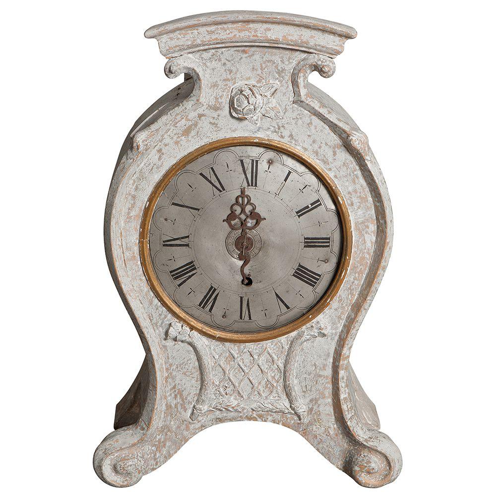 7-6474rococo_ Wall_clock