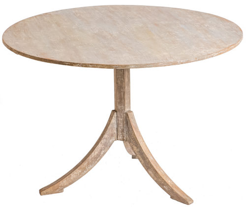 A Swedish, early 19th century, Large Antique Flip Top Table