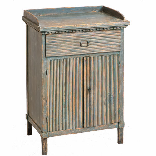 A Swedish Gustavian Period Antique Cabinet, circa 1800