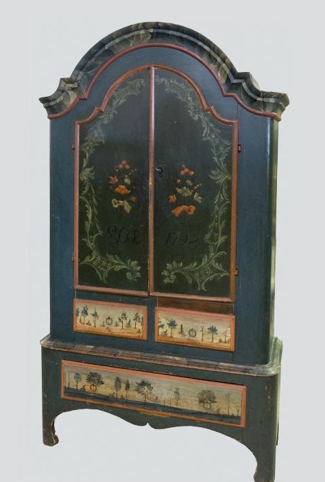 jamtland swedish antique cupboard main