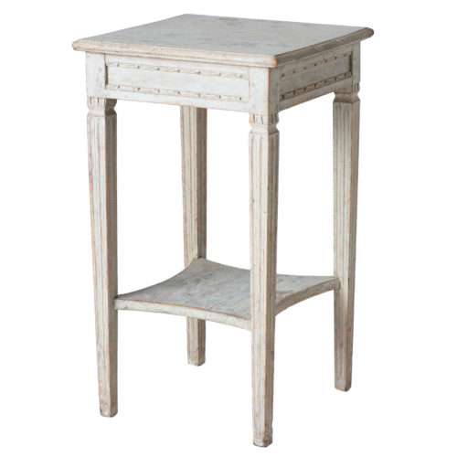 A Swedish Gustavian Period Two-tier Table Circa 1780