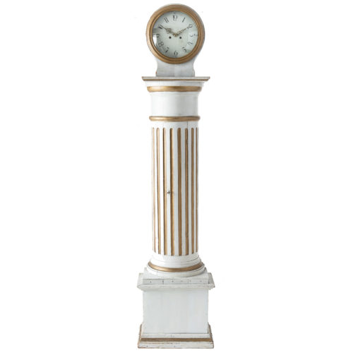An Antique Swedish Tall Case Clock Circa 1810