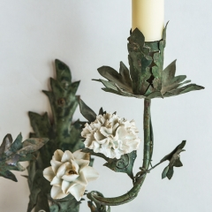 7-6596-Sconces_tole_flower-2