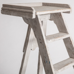 7-7758-Library ladder-Demi Lune-5
