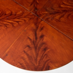 7-797-Table_Drop-leaf_Grain-painted-3