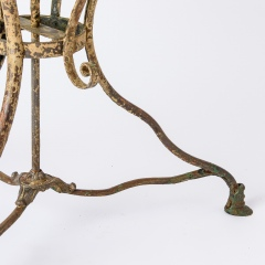 7-8101-Round-Boot-Foot-Arras-Table-with-Original-Paint-13