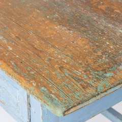 7-8113-A-Swedish-Scrub-Top-Table-with-Blue-Paint-17