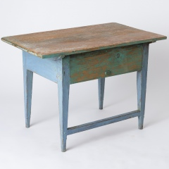 7-8113-A-Swedish-Scrub-Top-Table-with-Blue-Paint-20