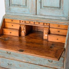 7-8118_Swedish-Blue-Secretary-with-15-drawers-105
