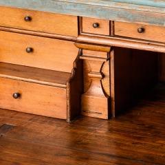 7-8118_Swedish-Blue-Secretary-with-15-drawers-12