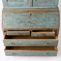 7-8118_Swedish-Blue-Secretary-with-15-drawers-25