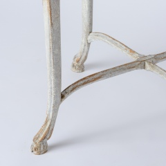 7-8128-Gustavian-Cloven-Footed-Table-15