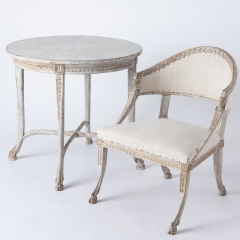 7-8128-Gustavian-Cloven-Footed-Table-21
