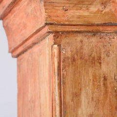 7-8135_Gustavian-Cabinet-with-Original-Coral-Paint-C.-1814-12