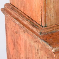 7-8135_Gustavian-Cabinet-with-Original-Coral-Paint-C.-1814-16