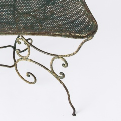 7-8145-Pinched-Top-French-Wrought-Iron-Table-13