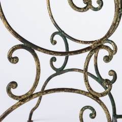 7-8145-Pinched-Top-French-Wrought-Iron-Table-16