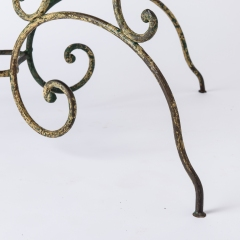 7-8145-Pinched-Top-French-Wrought-Iron-Table-17