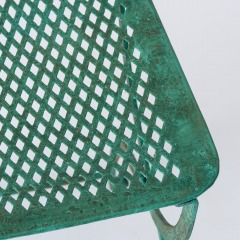 7-8146-Pair-of-Parisian-Wrought-Iron-Chairs-in-Green-Paint-11