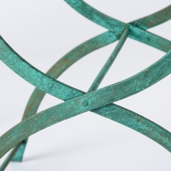 7-8146-Pair-of-Parisian-Wrought-Iron-Chairs-in-Green-Paint-14