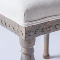 7-8149-A-Pair-of-Swedish-Gustavian-Period-Footstools-in-Original-Blue-Grey-Paint-C.-1800-11