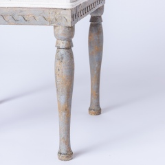 7-8149-A-Pair-of-Swedish-Gustavian-Period-Footstools-in-Original-Blue-Grey-Paint-C.-1800-13