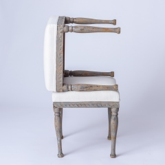 7-8149-A-Pair-of-Swedish-Gustavian-Period-Footstools-in-Original-Blue-Grey-Paint-C.-1800-15