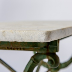 7-8163-Marble-Top-Bistro-Table-faux-bamboo-legs-in-Green-17