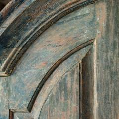 7-8164-Rococo-Cupboard-in-Blue-Green-paint-C1780-12