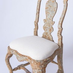 7-8170-A-Pair-of-Swedish-Rococo-Period-Chairs-with-Original-Paint-C.-1760-11
