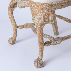 7-8170-A-Pair-of-Swedish-Rococo-Period-Chairs-with-Original-Paint-C.-1760-13