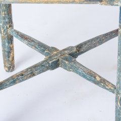 7-8171-Swedish-Rococo-Period-Hornstol-or-Corner-Chair-in-Original-Blue-Paint-C-1770-17