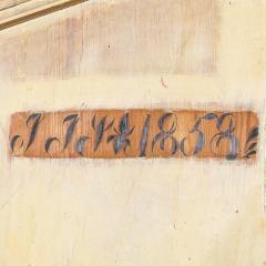 7-8173-A-Rococo-Period-Secretary-from-Varmland-in-Original-Paint-C.-1760-18
