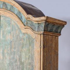 7-8173-A-Rococo-Period-Secretary-from-Varmland-in-Original-Paint-C.-1760-19