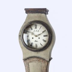 7-8174-Mora-Clock-signed-AAA-green-with-red-details-C-1780-10