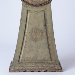 7-8174-Mora-Clock-signed-AAA-green-with-red-details-C-1780-19