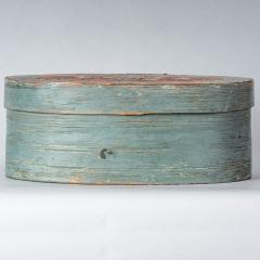 7-8190-A-Swedish-Svepask-Box-in-Original-Blue-Paint-with-Kurbits-Flower-C.-1870-11