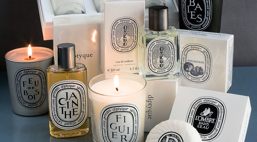 Diptyque Candle and Scents