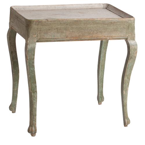 Swedish Antique Rococo Table Dawn Hill Swedish Antiques