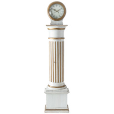 An Antique Swedish Tall Case Clock Circa 1810