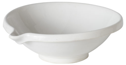 A Large Creamer Bowl, Belgian, Circa 1900